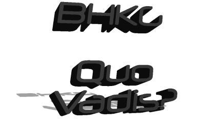 BHKG Quo Vadis?