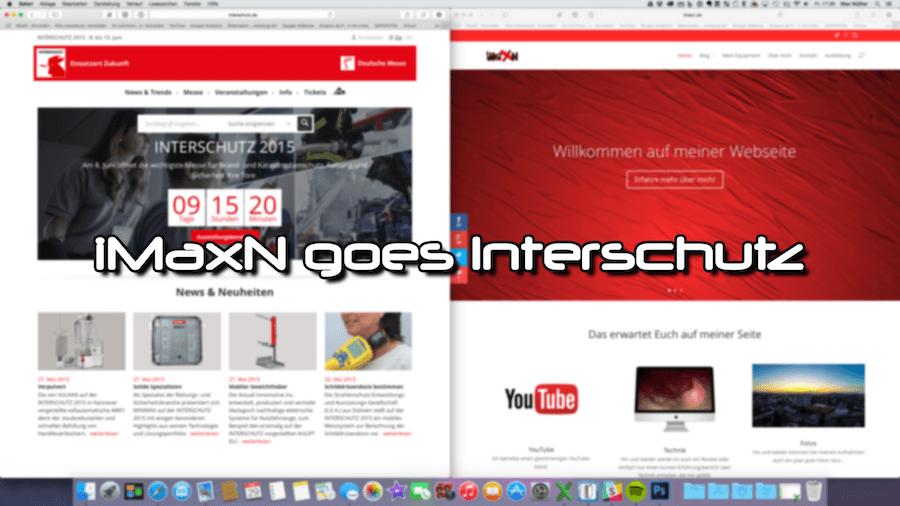 iMaxN goes Interschutz