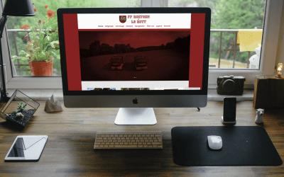 Die neue Webseite der FF Rott