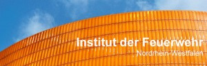 Logo des Instituts der Feuerwehr NRW (IdF NRW)