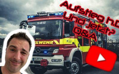 Feuerwehr: Aufstieg höher Dienst – Was hat sich verändert? Q&A