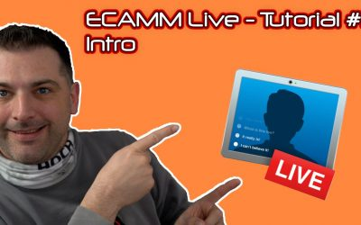 Ecamm Live  – Tutorial #1 INTRO deutsch