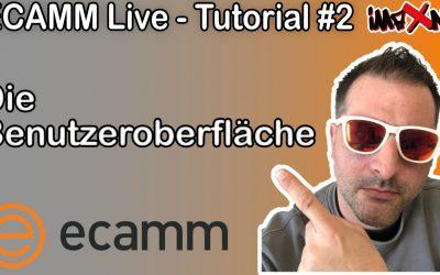Ecamm Live Tutorial #2 – Die Benutzeroberfläche